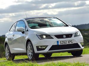 Seat Ibiza FR Sport Coupe UK 2012