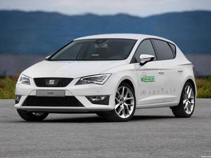 Seat Leon Verde Hybrid Electric Prototype 2013