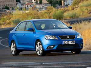 Seat Toledo Ecomotive 2012