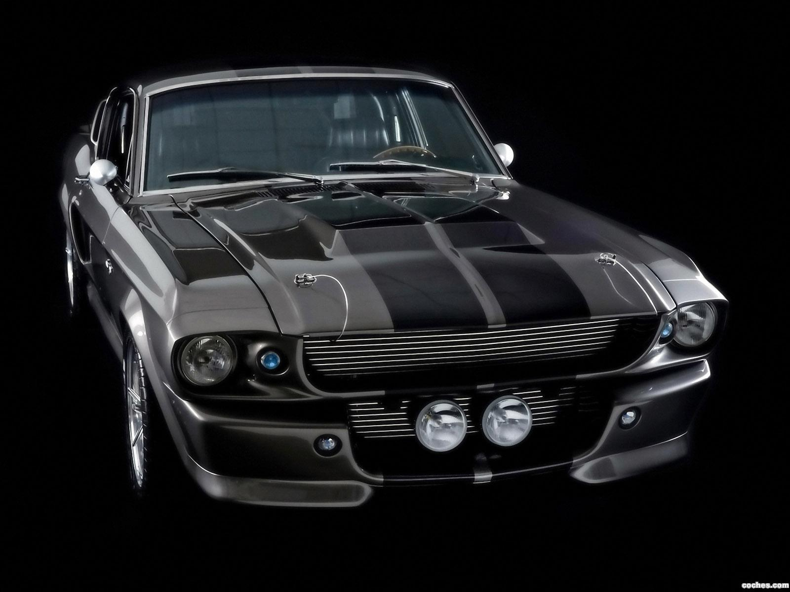 fotos de ford shelby gt500 eleanor 1967. Black Bedroom Furniture Sets. Home Design Ideas