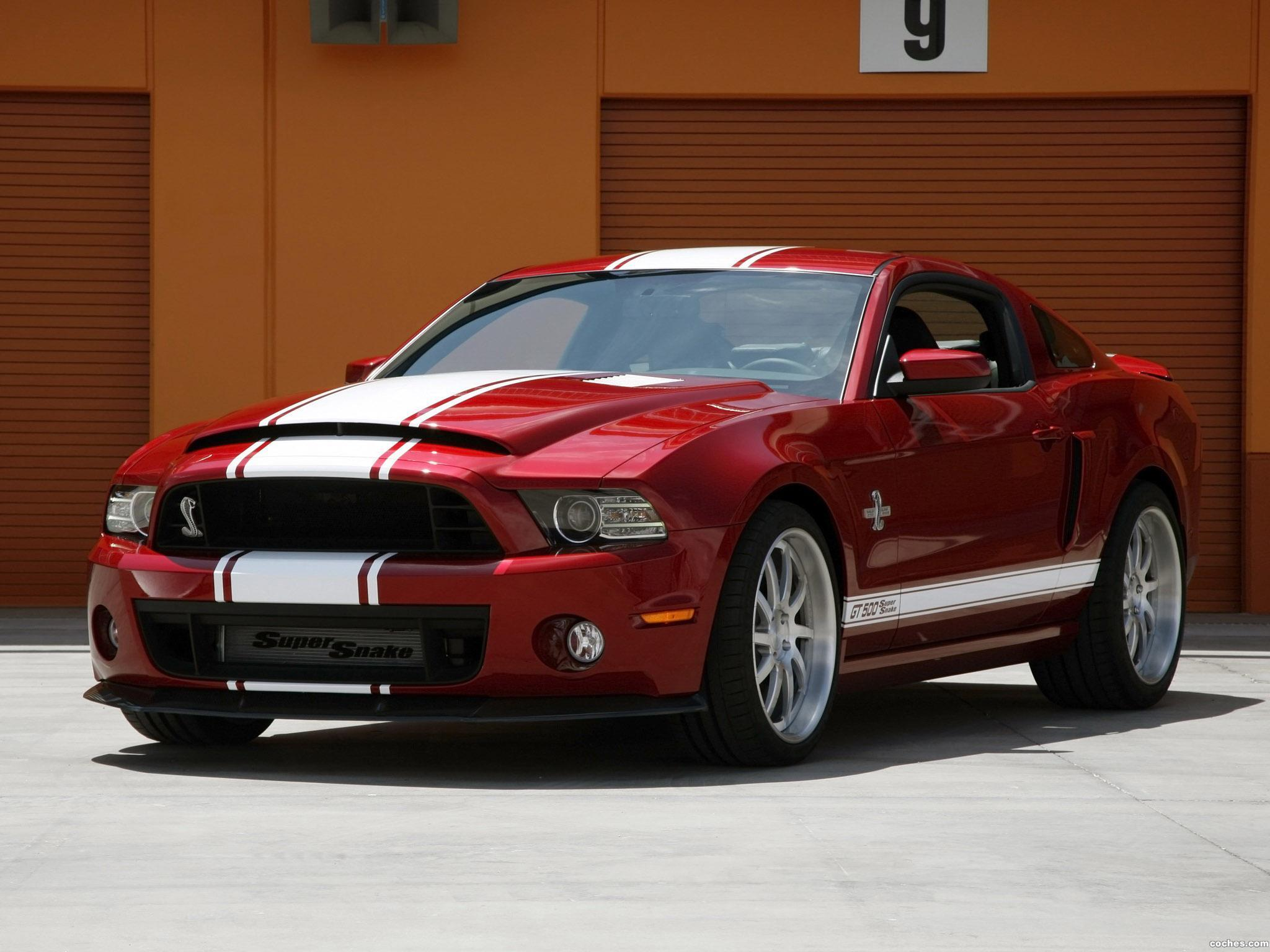 Fotos de Ford Shelby Mustang GT500 Super Snake 2013  Foto 6