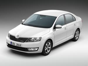Skoda Rapid GreenLine 2013