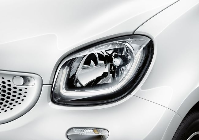 smart forfour 2015. faros