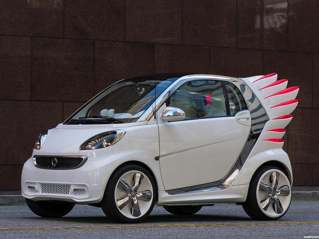 Fotos De Smart Forjeremy Concept 2012