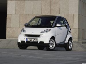Smart ForTwo Micro Hybrid Drive 2007