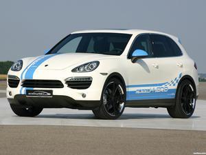 Porsche speedart Cayenne Hybrid speedHYBRID 450 2010