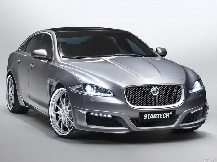 Jaguar XJ Archivos - Todas las noticias de coches en un ...