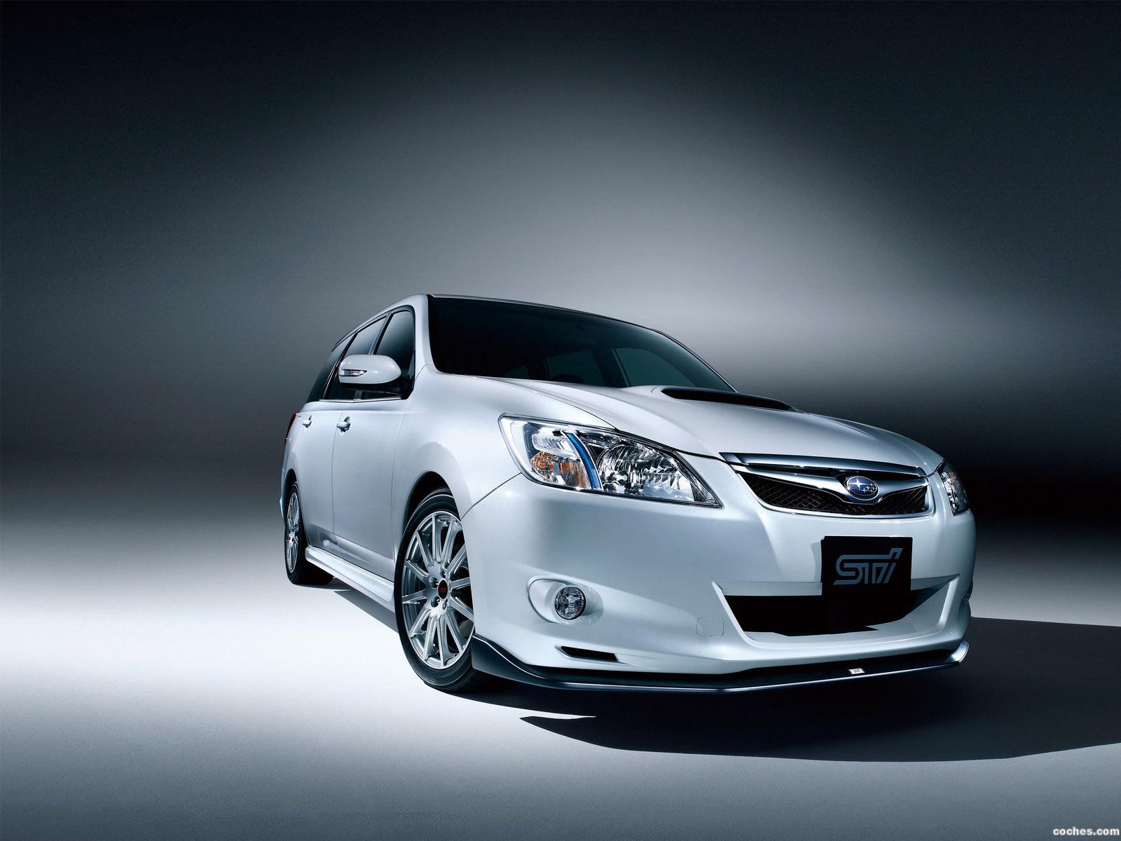 Fotos De Subaru 2 0 Gt Sti 2009