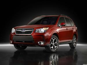 Subaru Forester 2.0 XT USA 2013