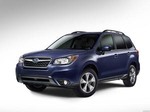 Subaru Forester USA 2013