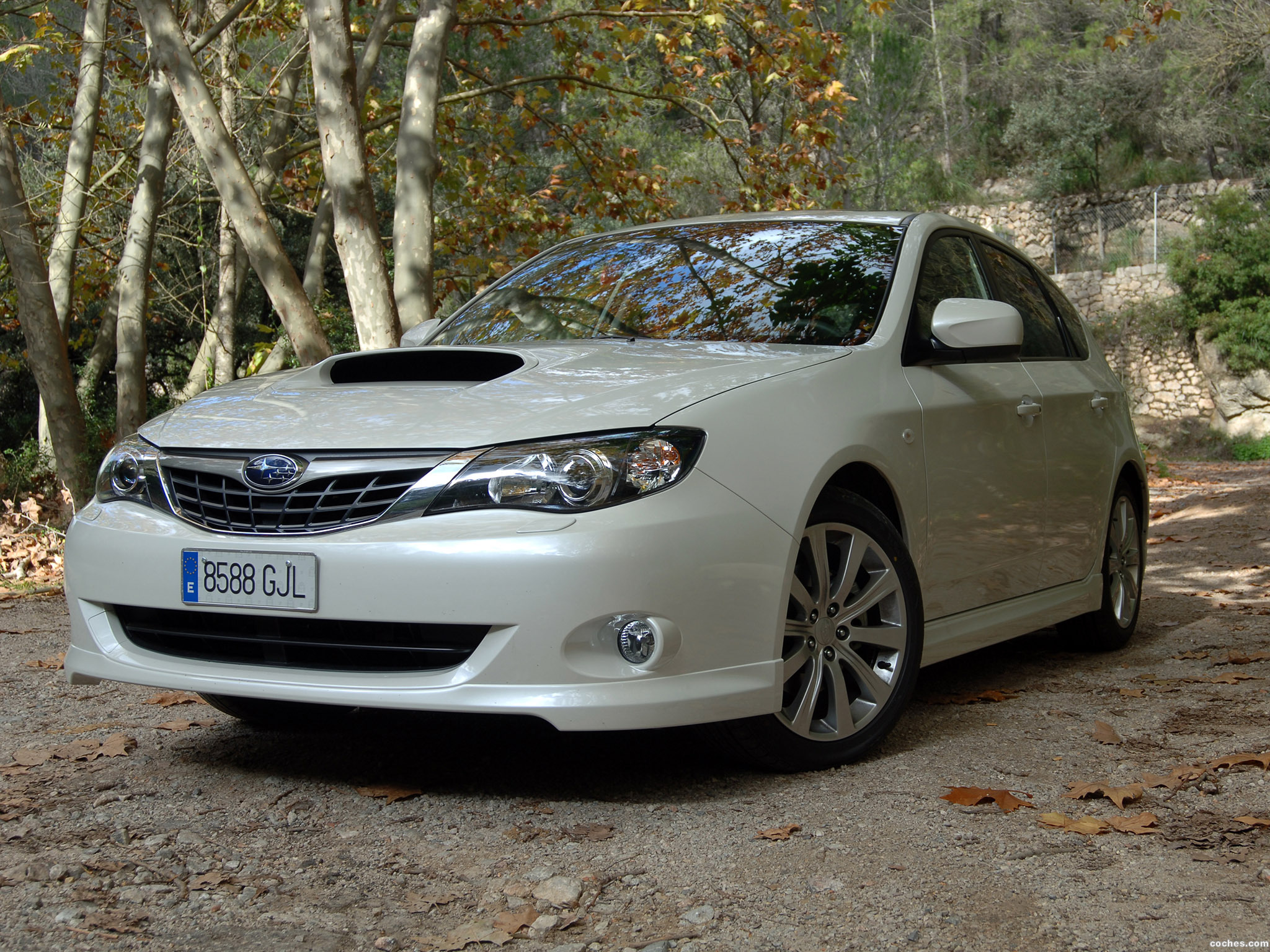 fotos de subaru impreza 2 0 diesel 2009. Black Bedroom Furniture Sets. Home Design Ideas