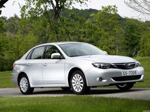 Subaru Impreza 2.0R Sedan 2008