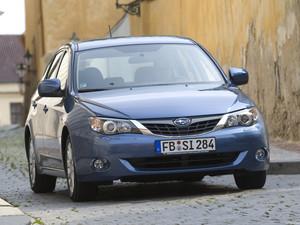 Subaru Impreza 5 puertas 2008