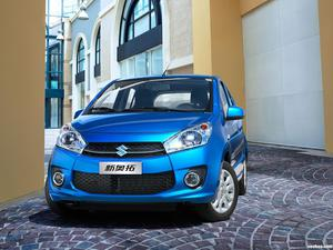 Suzuki Alto China 2012