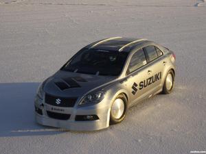Suzuki Kizashi Bonneville Special 2010