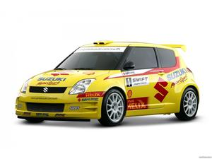 Suzuki Swift Rally Car 2005