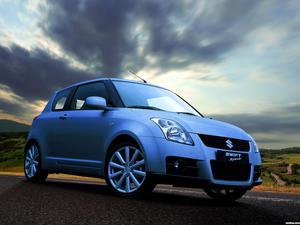 Suzuki Swift Sport 2005