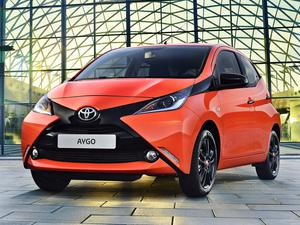 Toyota Aygo 5 puertas 2014