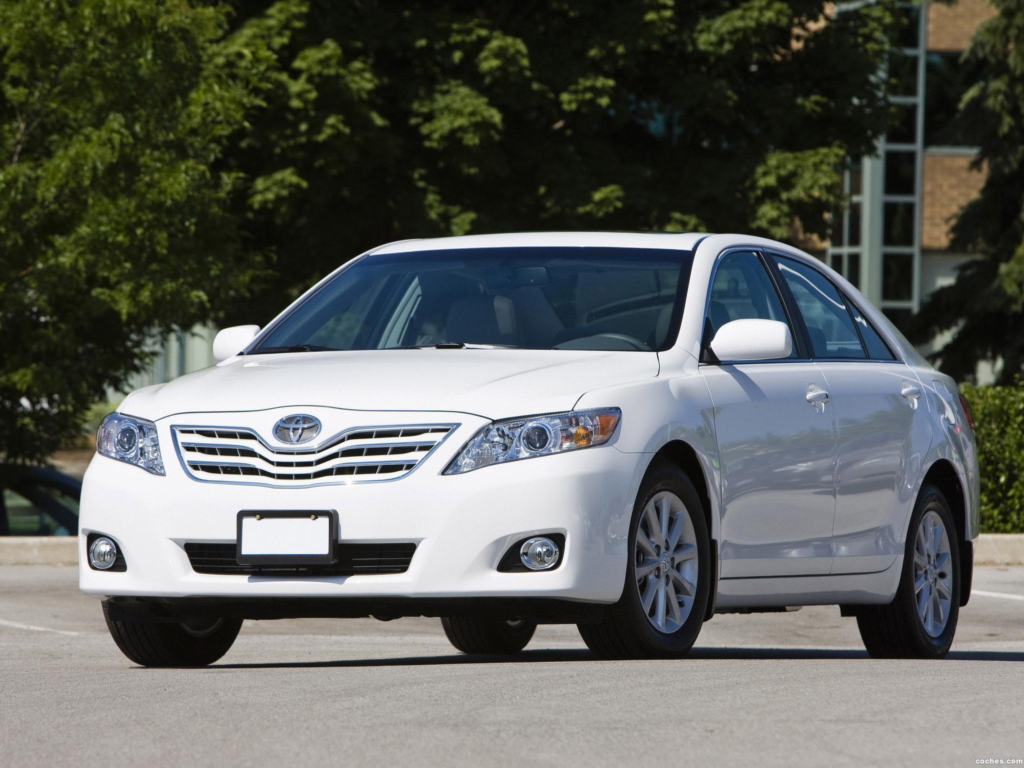 Fotos De Toyota Camry Xle 2009
