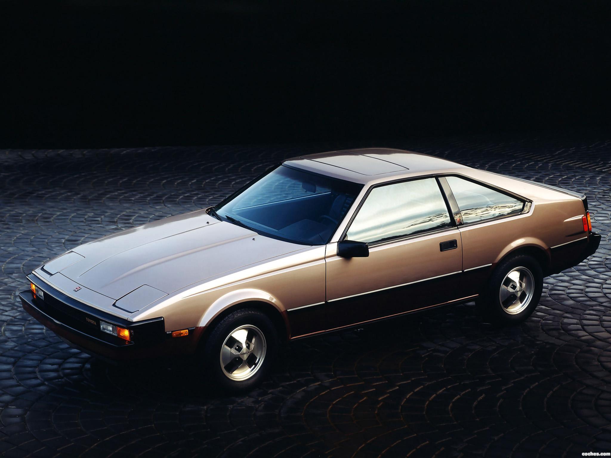 Fotos de Toyota Celica Supra L-Type MA61 1982