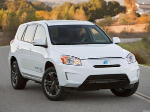 Toyota RAV-4 EV Concept 2010