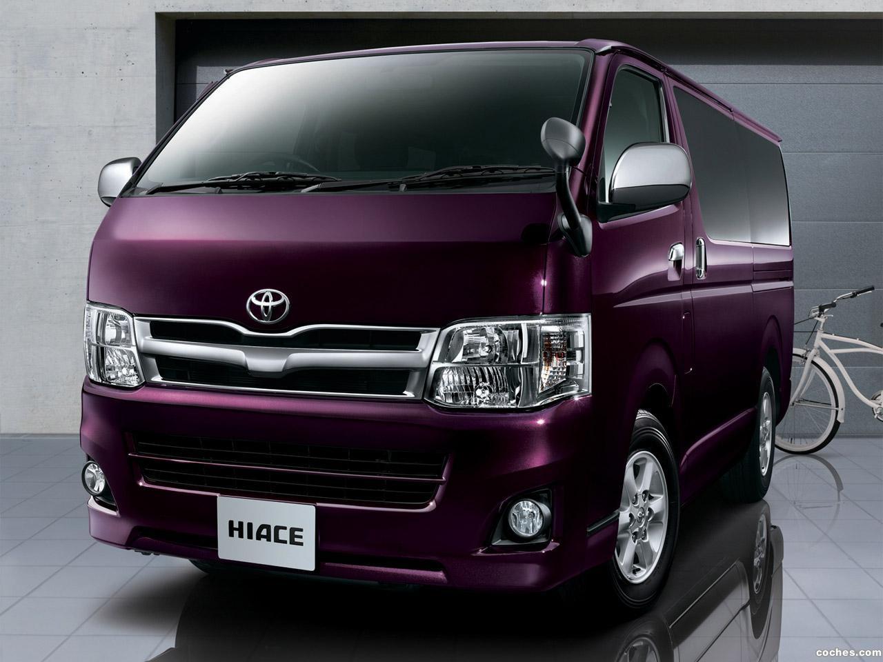 Fotos De Toyota Hiace Regius Super Gl Prime Selection 2012