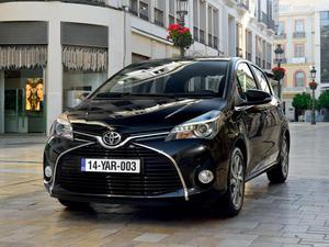 Toyota Yaris 5 puertas 2014