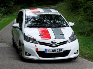 Toyota Yaris R1A TMG Rally Car 2012