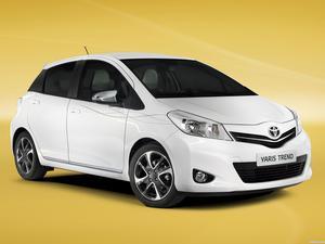 Toyota Yaris Trend 5 puertas 2012