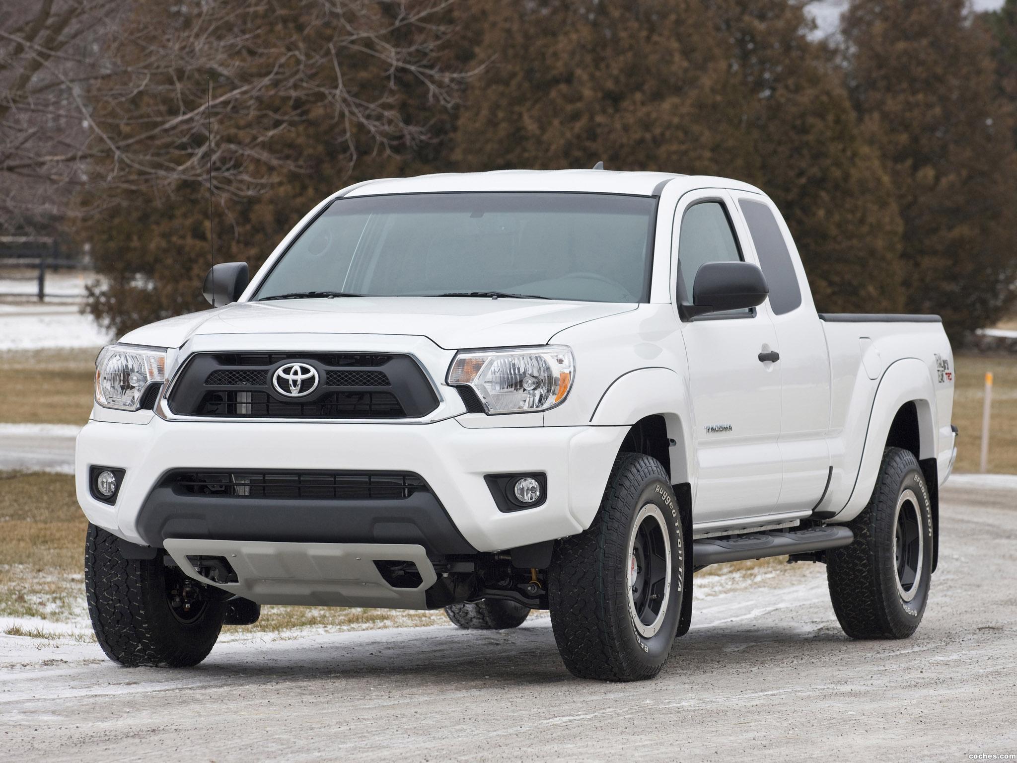 Fotos de Toyota TRD Tacoma Access Cab 2012 | Foto 12