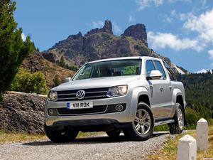 Volkswagen Amarok Double Cab Highline UK 2010