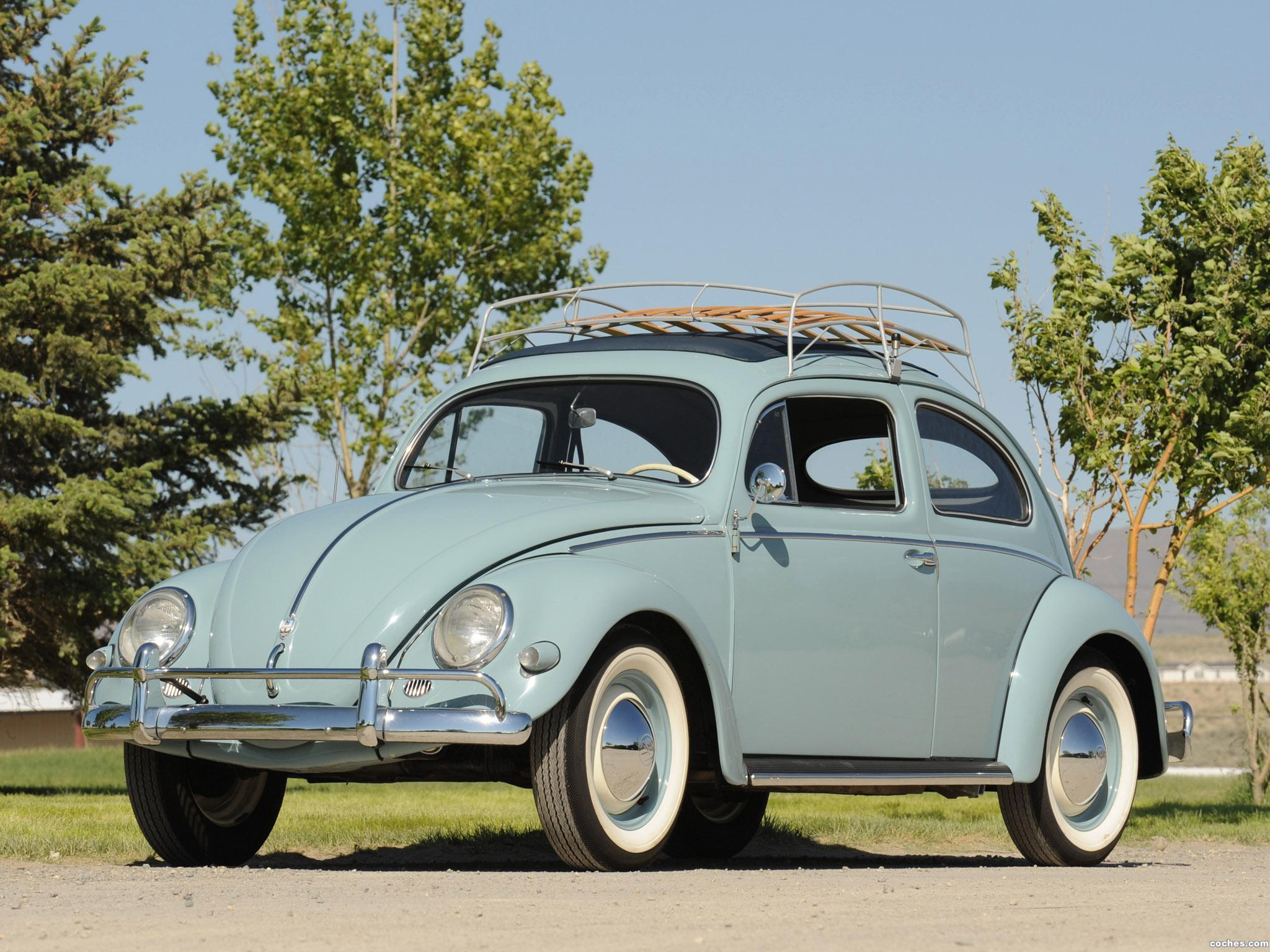 Foto gratis: Coche, Vintage, Antigua, Volkswagen -