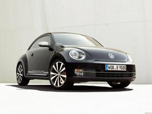 Volkswagen Beetle Black Turbo Edition 2012