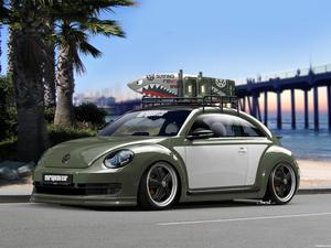 Volkswagen Beetle by European Car Magazine 2012