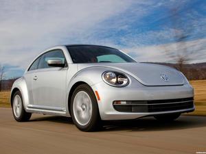 Volkswagen Beetle TDi 2012