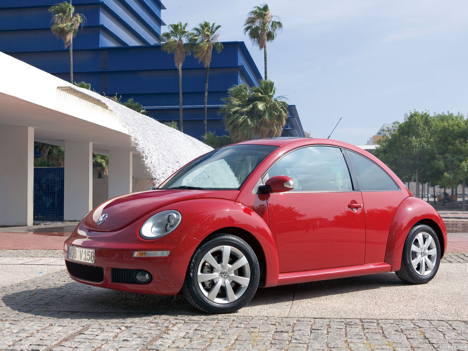 fotos de volkswagen new beetle 2006. Black Bedroom Furniture Sets. Home Design Ideas