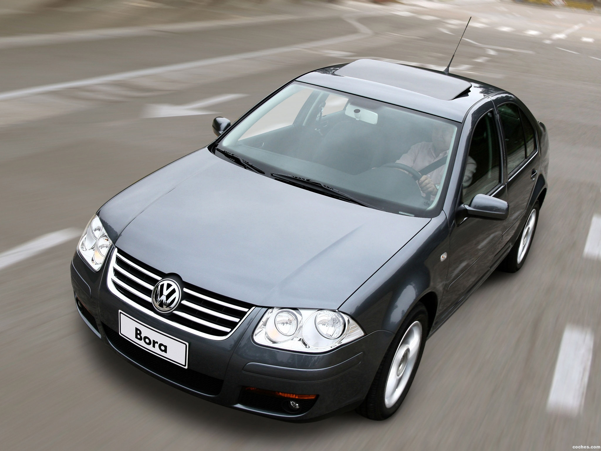 Fotos de Volkswagen Bora Brazil 2007
