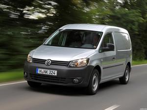 Volkswagen Caddy Kasten Maxi 2010