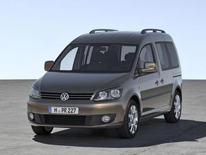 Volkswagen Caddy Life 2010