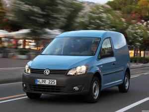 Volkswagen Caddy Van 2010