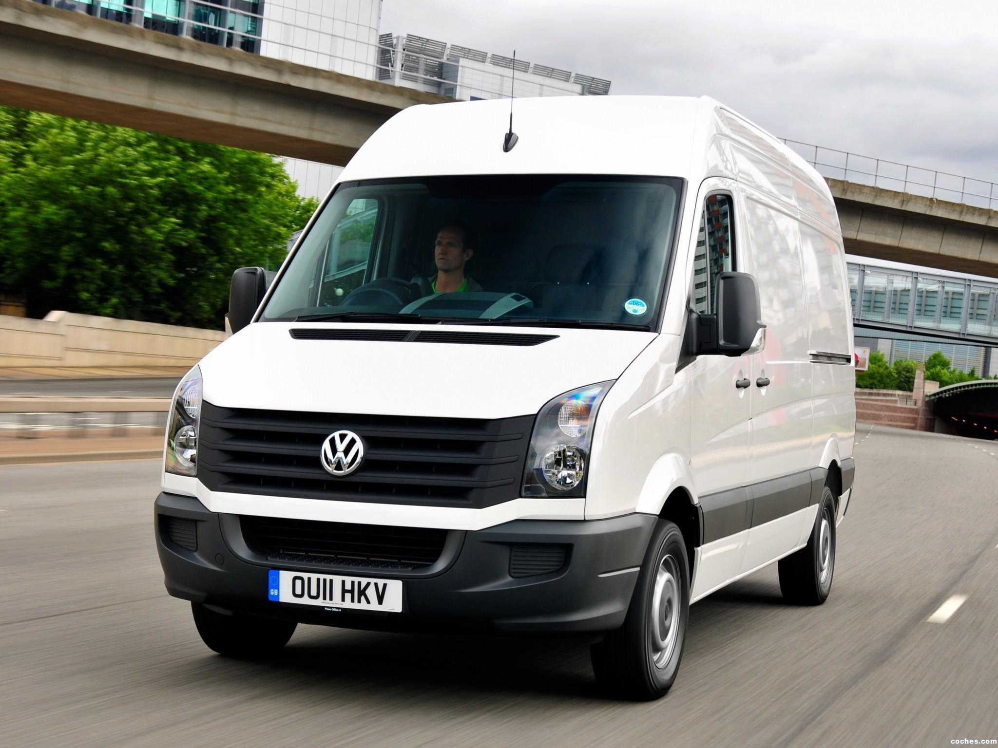 fotos de volkswagen crafter high roof van uk 2011. Black Bedroom Furniture Sets. Home Design Ideas