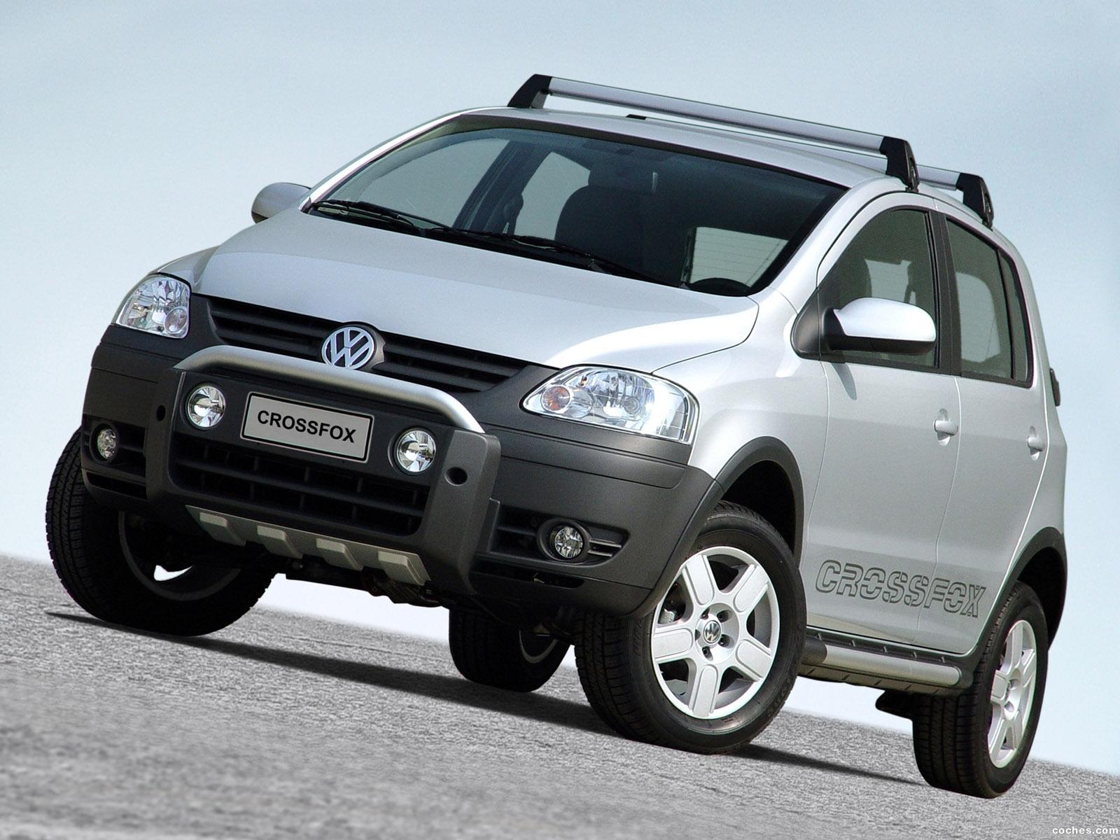 Fotos de Volkswagen CrossFox 2005