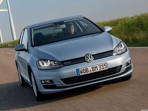 Volkswagen Golf 7 3 puertas TDI BlueMotion 2013