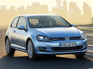Volkswagen Golf 3 puertas TGI BlueMotion 2013