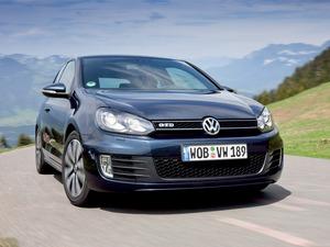 Volkswagen Golf VI GTD 3 puertas 2009