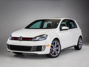 Volkswagen Golf GTI Drivers Edition USA 2013