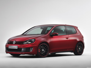 Volkswagen Golf GTI Worthersee 09 Concept 2009