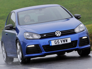 Volkswagen Golf R 3 door UK 2009