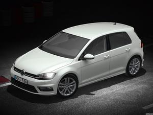 Volkswagen Golf 7 R-Line 2013