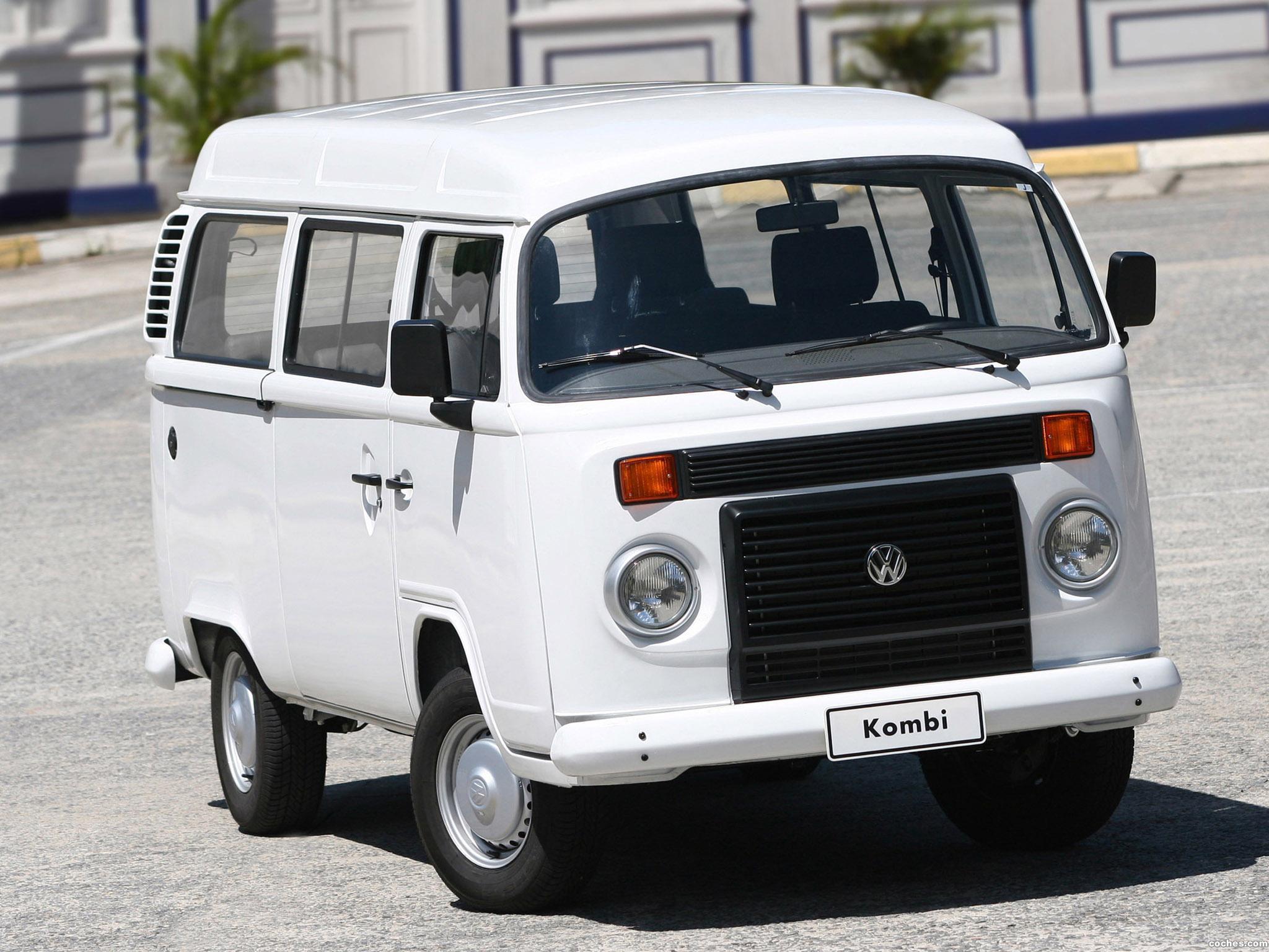 Fotos De Volkswagen Transporte T2 Kombi 2006